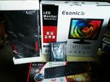 "New 500Gb,4Gb,G41,DDR3,LED17"" full fresh"