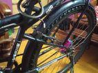 Used Bicycle. Black prince