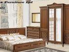 Wooden Full Bedroom set চলছে দারুন অফার Model-JFW52