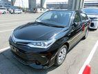 Toyota Axio G BLACK 2016