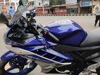 Yamaha YZF R15 Special Edition Blue 2015