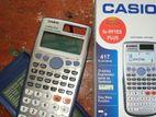 এটি একটি Es 991+ scientific calculator