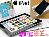 Apple iPad (iphone Free)