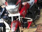 TVS Apache RTR 160 Red Mate 2019