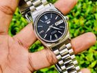 Exclusive SEIKO 5 Crystal Blue Automatic Watch