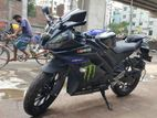 Yamaha X Max R15 Monstar Full Fresh 2019
