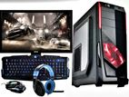 "New Core i5_Total Desktop Computer LG 20"" LED"