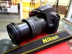 Nikon D3500 24mp Blutooth system Dslr