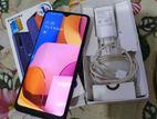Samsung Galaxy A20s ram 3gb Rom 32gb (Used)