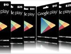 $10 Google Gift Card
