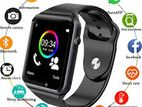 Digital A1 Smartwatch Bluetooth-Sim Port