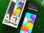 Samsung Galaxy A51 (6-128) Full box (Used)