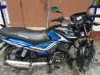TVS Metro Plus Black/blue 2019