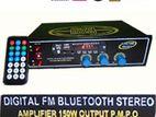 150W BLUETOOTH STEREO AMPLIFIER