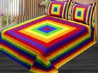 Mixed color bedsheet BBS-09