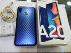 Samsung Galaxy A20 3gb 32gb (Used)