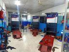 TVS authorised dealership sale
