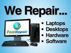Computer & Laptop Servicing (Home Service)