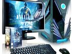 Core i3_4th Gen _H81_ Gaming PC_1000GB 8GB & 20 LED