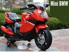Brand New 6V BMW Mini Motor Bike