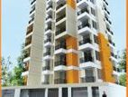 Excellent Brand New Apartment 1380sft@Banasree A Block