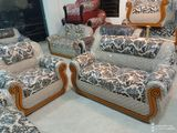 Saddam Sofa : Stock ready , 2+2+1, 7% Discount