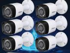 6PS CCTV CAMERA FULL PACKAGE
