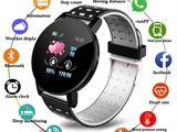 119 Plus Smart Watch-IP67 Waterproof