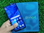 OPPO Reno 4 👉(8/128) official (Used)