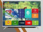 """সুবর্ণ সুযোগ SOUNDBAR JCVO BRAND 32"""" SMART 1 GB METAL BODY LED TV"""
