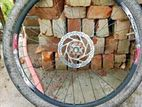 fornt wheel