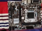 6/7th GEN MSI B150M PRO-VHL MOTHERBOARD NEW CONDITION