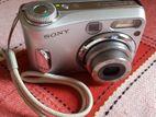Cyber shot DSC-S90 Camera for sale