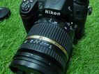 Nikon D7000 with Tamron 17-50 VC f2.8