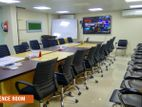 Interior Design, Furniture of a 4348 Sft Ready Office at Baridhara