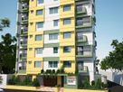 1600 Sft Single Unit Flat For Sale @Aftabnagar Lake view Road