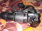Nikon DX D3000