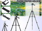 RN-3120 Mobile Tripod for TikTok YouTube Live Streaming
