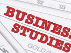 Business background tutor for English Med.