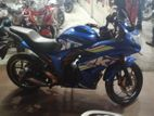 Suzuki Gixxer sf single disc 2016