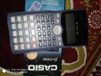 Scientific Calculator (fx-750MS) full new