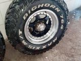 Maxxis bighorn 764 tires