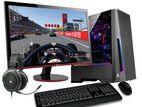 Eid Offer i5 4gen Desktop pc 120 ssd Gigabyte Motherboard
