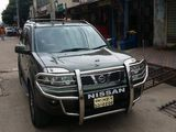 Nissan X-Trail Army Color_SunRoof 2004