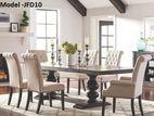Wooden Design Dining set Model -JFD10