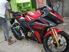 Honda CBR ইন্ডোনিশিয়ান 2017