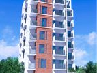 1272 Sft, South Facing Flat For Sale@MIRPUR