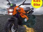 Children's rechargeable XL motorbike