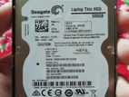 Seagate 500 GB laptop thin HDD