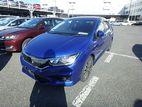 Honda Grace EX SENSING Blue 2017